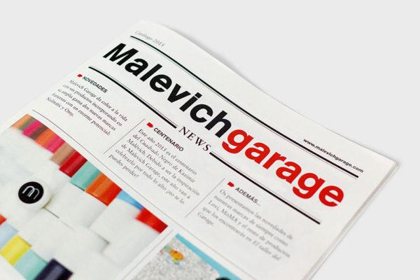 Malevich Garage